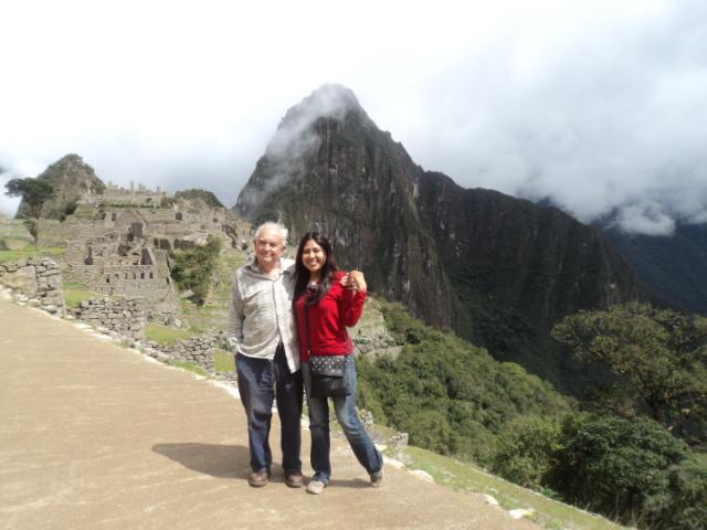 Aller au Machu Picchu à 91 ans, c'est possible!